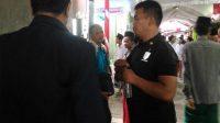 Pasukan Pengamanan Presiden (Paspampres) sudah berada di lorong gang depan kediaman Kiai Maimoen Zubair, sekaligus Ponpes Al Anwar Sarang, Kamis pagi (31/01).