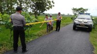 Ditinggal di Sawah, Motor Milik Warga Winong Kidul Pati Raib. (foto: Humas Polres Pati)