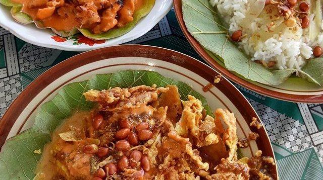 Nasi Tahu & Sate Serepeh Khas Rembang / Instagram