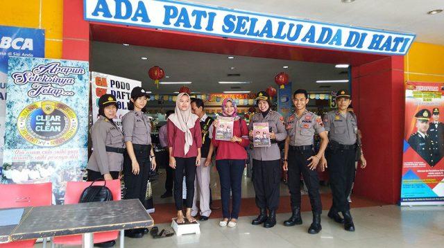 Bagsumda Polres Pati Sosialisasikan Penerimaan SIPSS Polri (Foto : Humas Polres Pati)